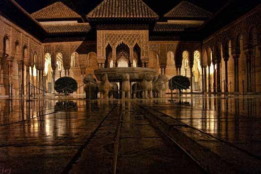 Visita Alhambra con guía privado