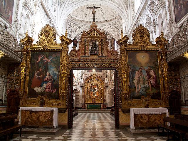 Visite priv e l 39 albaycin et le monast re de le chartreuse - La isla dela cartuja ...