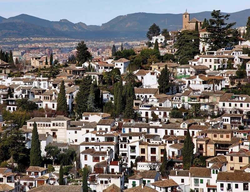 Baño Arabe Hammam Granada:Visita Guiada a la Alhambra más Baños Árabes Hammam