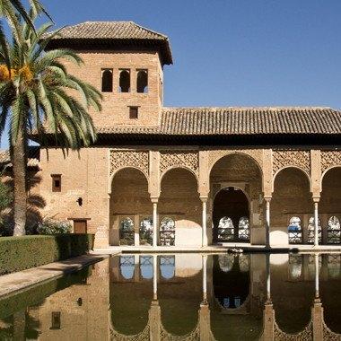 Visite Pédagogique De L'alhambra