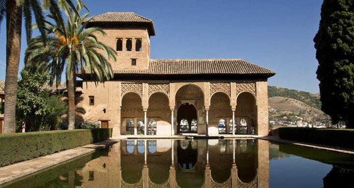 visite guid e la alhambra hammam bains arabes. Black Bedroom Furniture Sets. Home Design Ideas