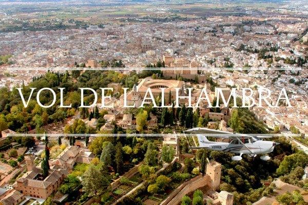 Survol Alhambra