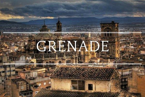 Visitez Grenade