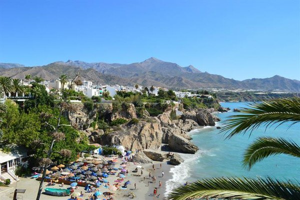 Tropical Coast Nerja