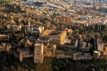 Visita los monumentos de Granada