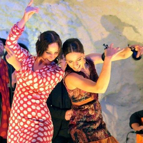 Spectacle Flamenco à Grenade