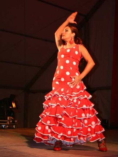 Spectacle flamenco Grenade