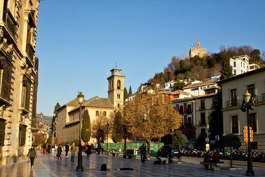 Visita Catedral de Granada