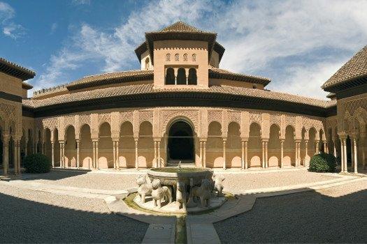 Alhambra con guía privado