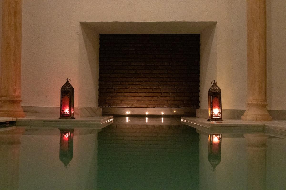 Alhambra y baños árabes