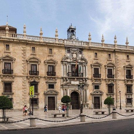l'Albaicin et Granada Center