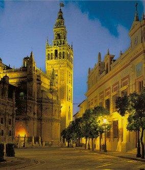 Á partir de Sevilla