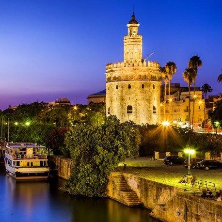 Visit From Sevilla