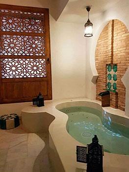 Bains Arabes Alhambra