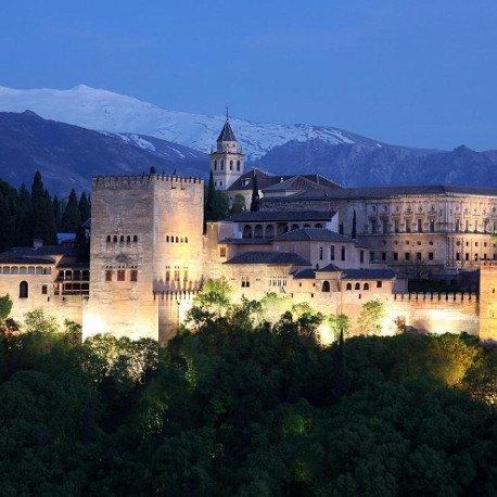 Visit From Granada